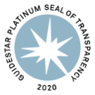 Stand up for Me Inc platinum seal of transparency stand up for me Inc. 2020