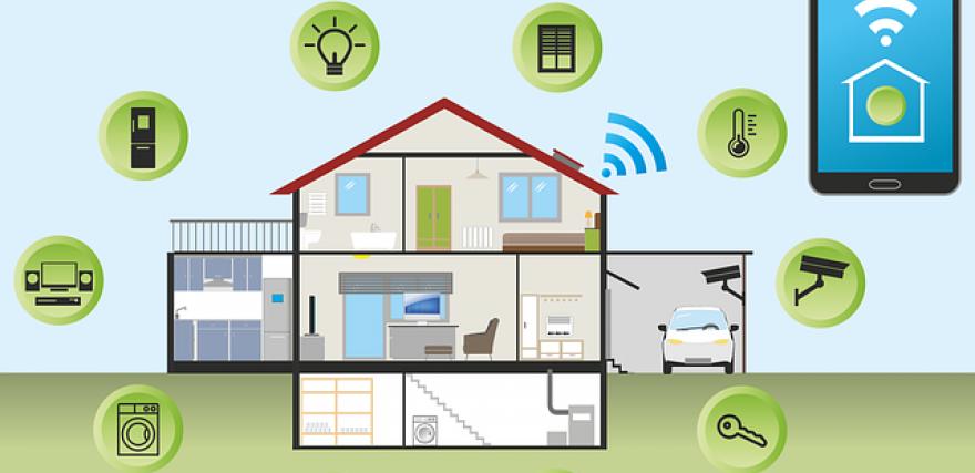 smarthome smart home technology